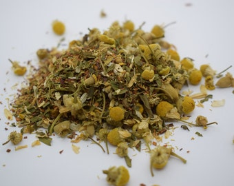 Adagio - Foxtrot - Herbal Tea - Loose Leaf Tea Sample - Free Shipping