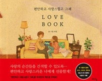 Puuung Love is LOVE BOOK - Lover's diary book