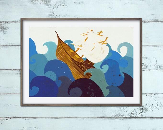 Featured listing image: Segelschiff