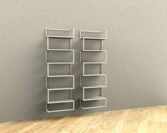 Andrea suspended bookcase