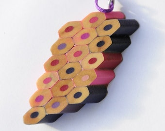 Colouring Pencil Necklace