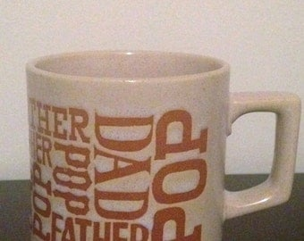 Father Mug, Father's Day Gift ƒor Dad