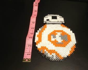 Pixel Art Star Wars BB8