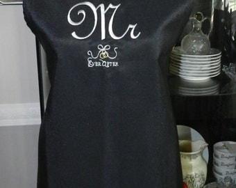 Apron, Mr. and Mrs.