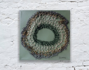 Wall Sculpture, Wire Art, Wall Hanging