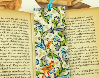 BOOKMARK - Florentine Bird