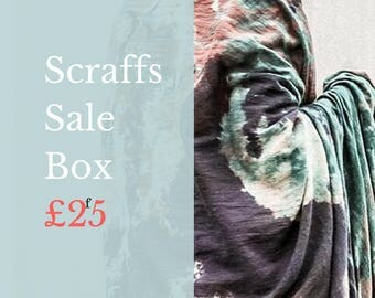Scraffs Scarf Bundle - sale, discount scarves, oversized scarf, bohemian boho scarf, accessories, scarves, gift for woman, gift for her