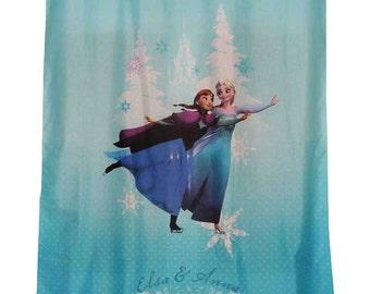 "Child curtain ""SNOW QUEEN"""