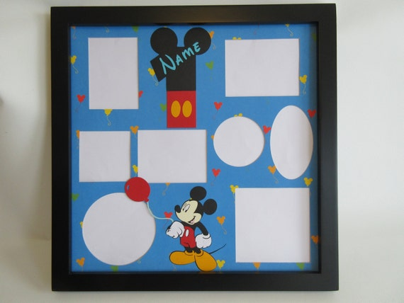 like this item - Disney World Picture Frames