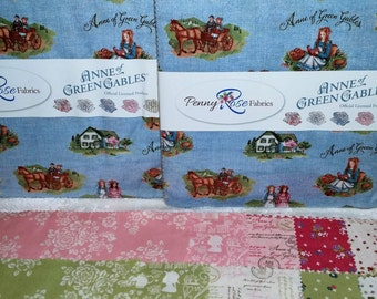 Anne of Green Gables - Layer Cake - Riley Blake  & Penny Rose Fabrics