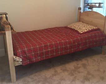 Children's Bed, Single Bed, Twin Bed, Child's Bed, No Voc Child's Bed, Bed, Kid's Bed, Kid's Twin Bed, Kid's Single Bed, Single Bed Frame
