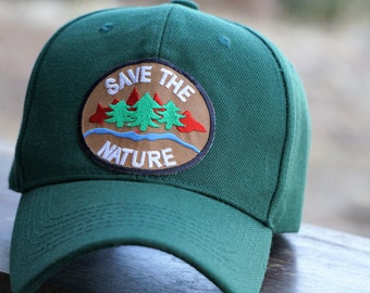 Save The Nature Hat