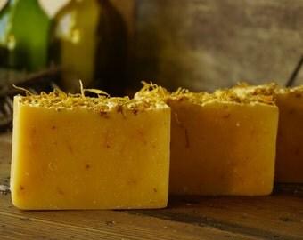 Lemon Rosemary Soap | All Natural Soap, Artisan Soap, Best Natural Soap, Vegan Soap, Lemon Soap, Rosemary Soap, Natural Soap