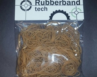 size 12 rubber bands