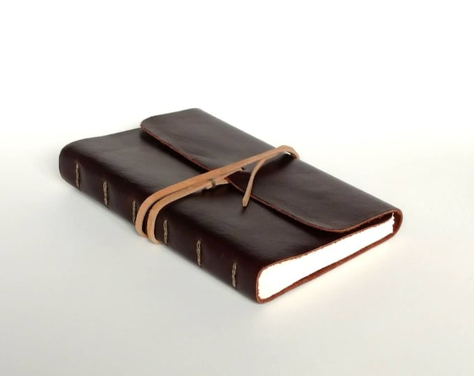 The Classic Leather Journal