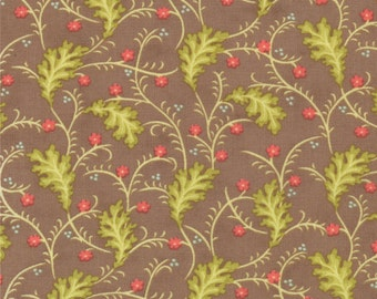 Moda -Honeysweet by Fig Tree Quilts. Ginger Vine 20213-17 Hazel