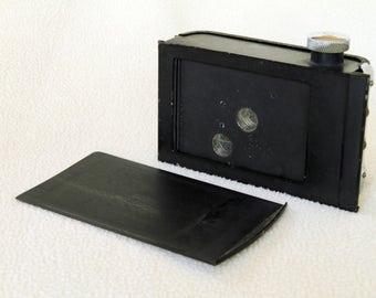 Film Back for a Vintage Plate Camera
