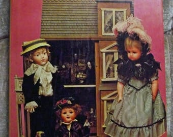 Dolls and doll houses, by Eileen King