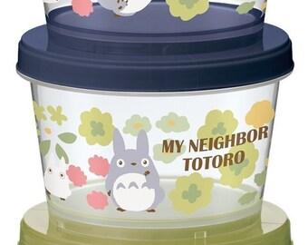 Totoro Food Container Set 3 Pcs  - Food Storage