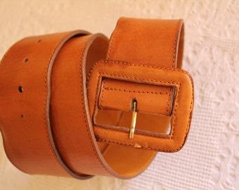 MULBERRY belt, 34, vintage 90s