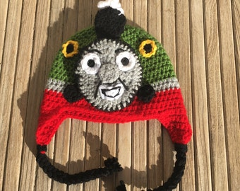 Percy Crocheted Hat