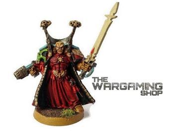 Warhammer 40k Chief Librarian Mephiston