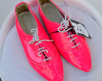 Pink party shoes