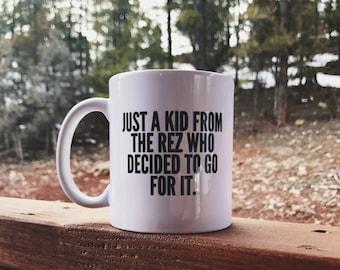 Rez Kid Mug