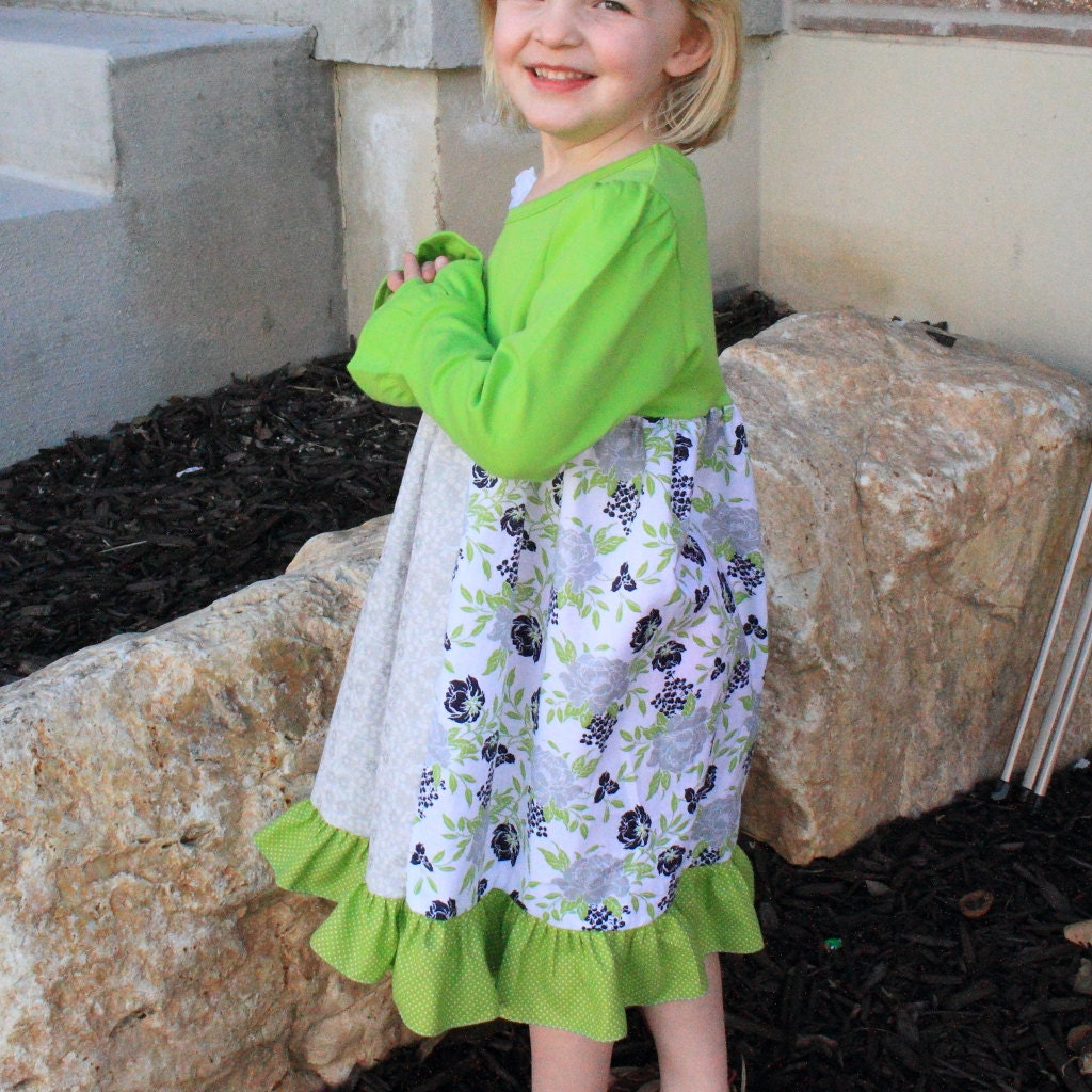 Easter Little Girls Church Dresses