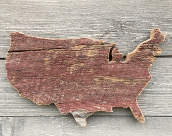 Reclaimed Wood USA 12""