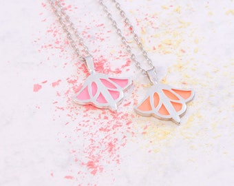SIlver Bloom - Necklace