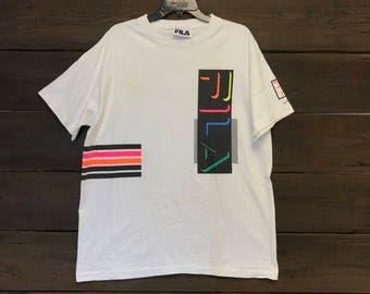 1990 90's FILA Tee