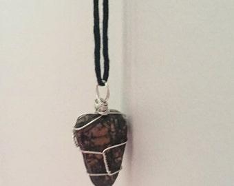 Rhondite stone small