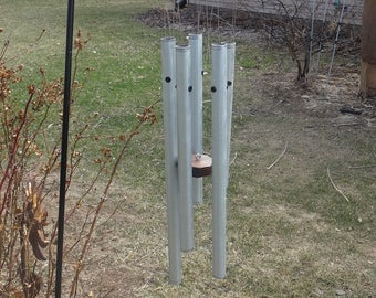 Large Wind Chimes Hancrafted Deep Sound Quality Materials