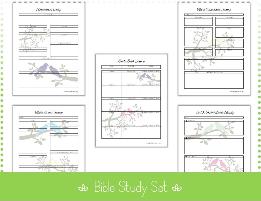 bible study guide free download pdf