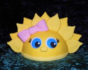 You Are My Sunshine Sun Cake Topper