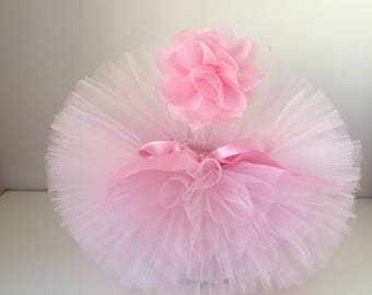 Tutu and headband set, Newborn tutu set  pink tutu set,  pink tutu , tutu and headband.
