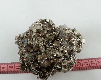 Pyrite-Quartz-Gyudyrska mine Erma Reka Bulgaria