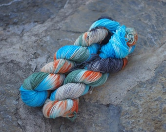 The Circus Jelly - Hand Dyed Yarn - Jane
