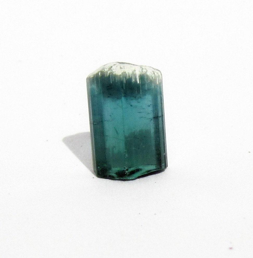 Teal Blue Green Tourmaline 2.89 Cts Indicolite Paraiba Rough