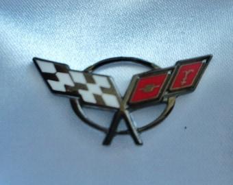 Corvette C5(1996-2004)Vintage collectible Hat Pin/Lapel Pin