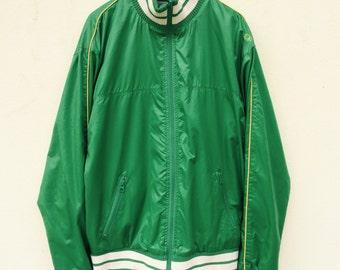 Rare Ocean Pacific Reversible Jacket / Ocean Pacific T Shirt / OP / Zip Up Sweater