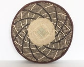 Binga basket | African basket 12,2"