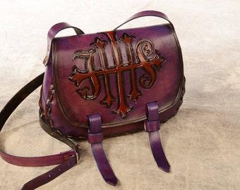 jesus shoulder bag