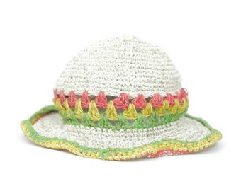 Rasta-Hemp Hat
