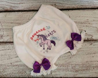 Custom personalized unicorn bloomers,custom unicorn bloomers,first birthday bloomers,custom baby bloomers,personalized unicorn bloomers