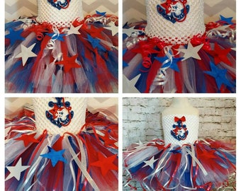 personalized 4th of July tutu dress,4th of July scrap tutu dress,patriotic tutu dress,4th of July baby tutu,patriotic tutu, 4th of July