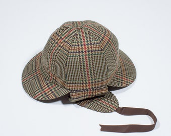 BARBOUR - wool hat