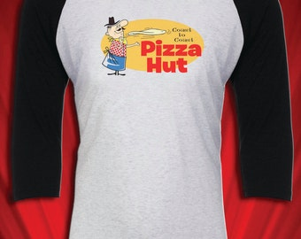 Pizza Hut Pete Vintage Restaurant Mascot 1970s