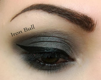 IRON BULL - Handmade Mineral Pressed Eye Shadow